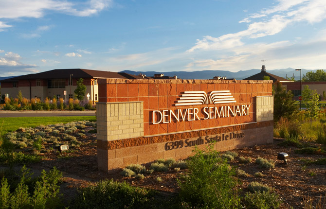 Denver Seminary Church Planting Class: Planting And Leading Mission Shaped New Churches